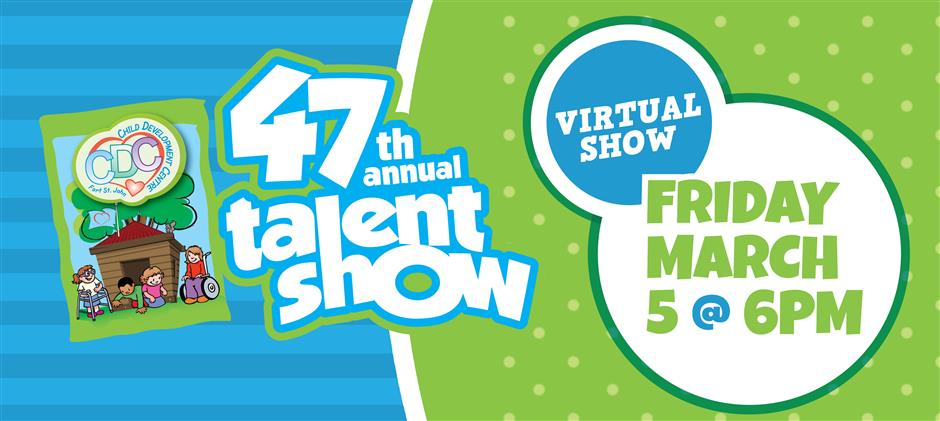 47th Annual CDC Talent Show Goes Virtual!